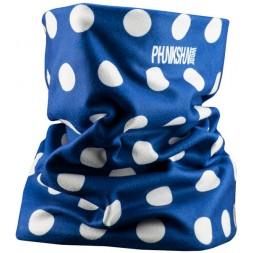 Phunkshun Fleece Tube Dots Navy 15/16