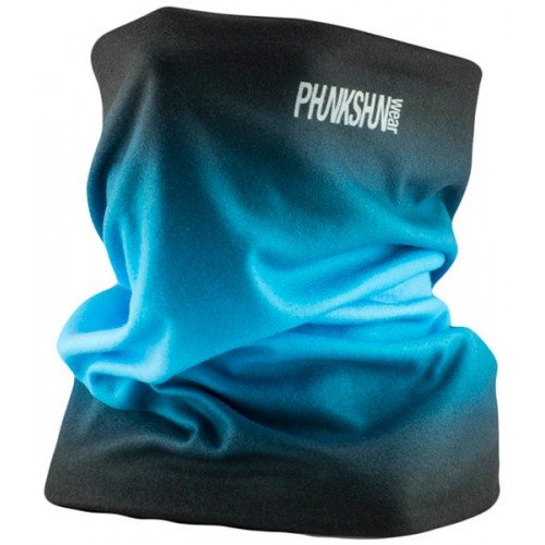 Шарф-труба флисовый Phunkshun Fleece Tube Fade Black/Blue 15/16