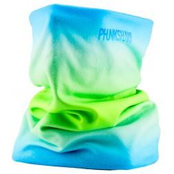 Phunkshun Fleece Tube Fade Blue/Green 15/16