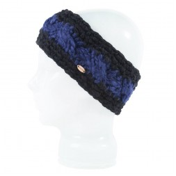 Spacecraft Ella Stripe Headband Black 15/16
