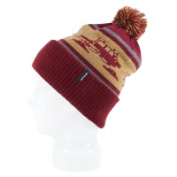 Spacecraft Snowcat Pom Dark Red 15/16