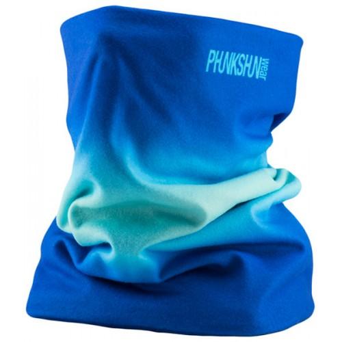 Шарф-труба флисовый Phunkshun Fleece Tube Fade Blue 15/16