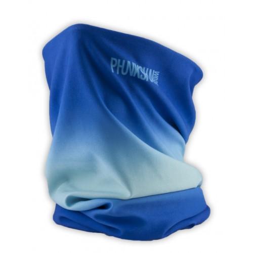 Теплый шарф Phunkshun Thermal Tube Fade Blue 16/17