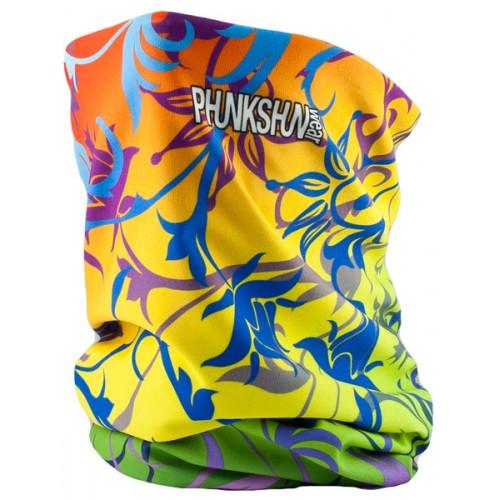 Шарф-труба флисовый Phunkshun Fleece Tube Floral Multi 15/16