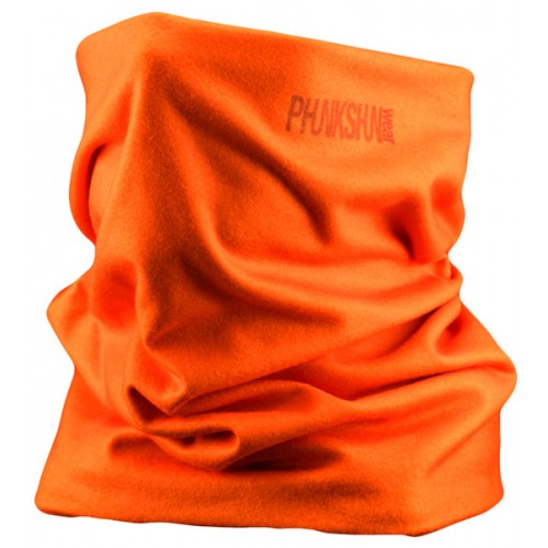 Шарф-труба флисовый Phunkshun Fleece Tube Orange 15/16