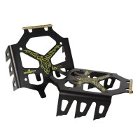 Spark Ibex PRO Crampons Black/Lime 18/19
