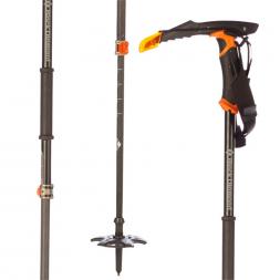 Палка-ледоруб Black Diamond 3-Piece Whippet Pole