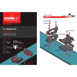 Spark T1 Riser Kit 18/19