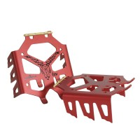 Spark Ibex Crampons Red 19/20