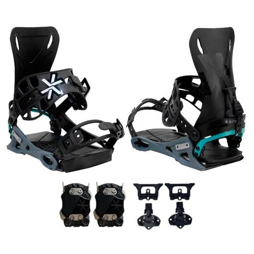 Крепления для сплитборда женские Karakoram Prime Connect Sky Ranger + Splitboard Interface 21/22