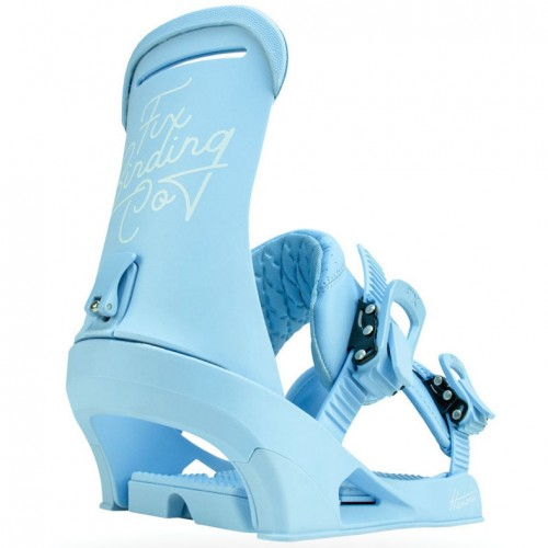 Крепления для сноуборда женские Fix Havana Blue