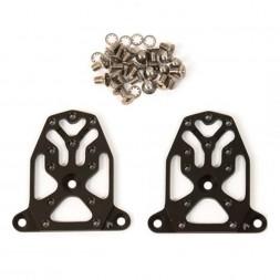 Spark Dynafit Toe Adapter Plates Black