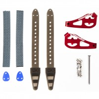 Spark Tailclips Red
