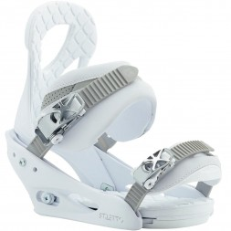 Burton Stiletto Blanca 18/19