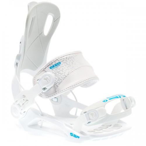Крепления для сноуборда SP 270 14/15, white