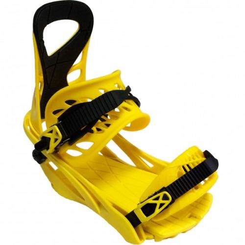 Крепления для сноуборда Terror Bindings 15/16, yellow