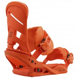 Burton Mission Orange Sick Le 17/18