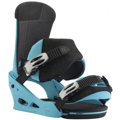 Крепления для сноуборда Burton Custom 17/18, cs blue