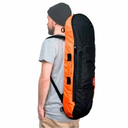 Skate Bag Trip Orange/Black