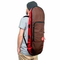 Skate Bag Trip Cherry/Brown