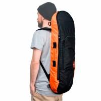 Skate Bag Trip Orange/Black
