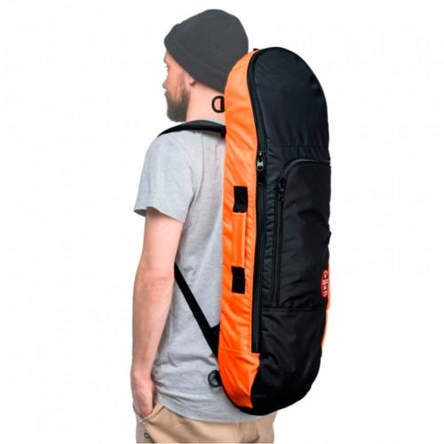 Чехол для скейтборда Skate Bag Trip Orange/Black