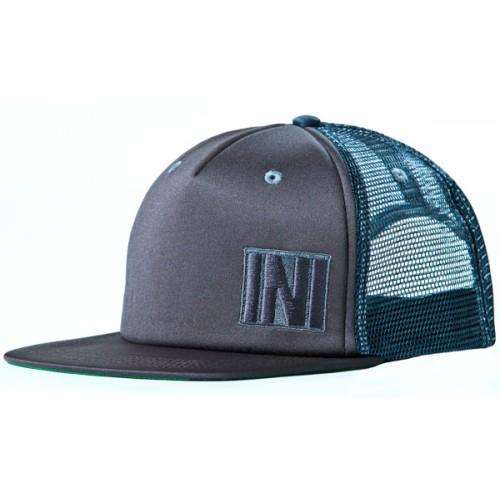 Бейсболка INI Truckster Hat Charcoal s15