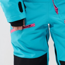 Cool Zone Kite One Color 19/20 бирюзовый