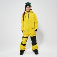 CoolZone Ice Kids 19/20 желтый