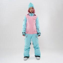 Cool Zone Flex 19/20 св.розовый/аквамарин