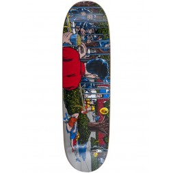Дека Heritage Eric Koston - Day at the Zoo Heat Transfer Multi 8,75