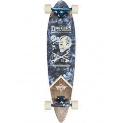 Лонгборд Dusters Moto Pond Navy 37 x 8,75