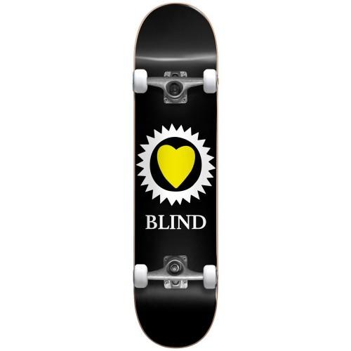 Cкейт в сборе Blind Heart FP Complete Black 8 x 31,57