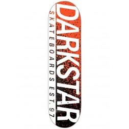 Дека Darkstar Wordmark RHM Neon Orange 8,25 x 31,5