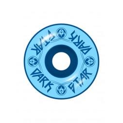 Cкейт в сборе Darkstar Timeworks Youth Complete Soft Top Blue Tie Dye 6.5