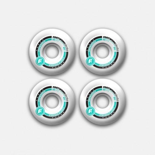 Комплект колес для скейта Footwork LX Mint 52mm 60d
