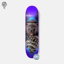 Дека для скейтборда Footwork Progress Bear 8 х 31.5