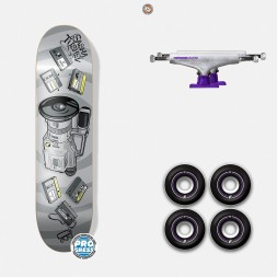 Cкейтборд в сборе Footwork PROGRESS TUSHEV 1000 8 x 31.5