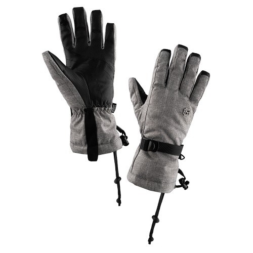Bonus Gloves Worker GREY 19/20