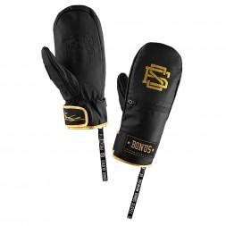 Bonus Gloves Leather Black 19/20