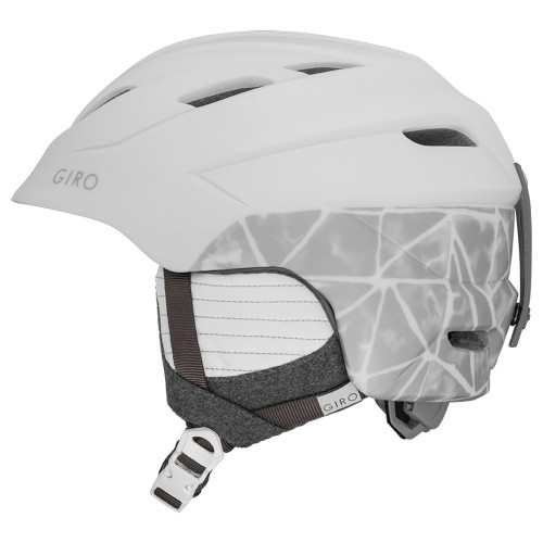 Шлем для сноуборда и лыж Giro Decade Matte White Tile 18/19