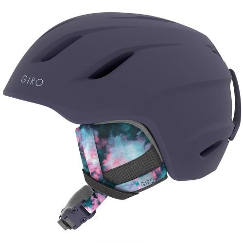 Шлем для сноуборда и лыж Giro Era Matte Midnight Bleached Out 18/19