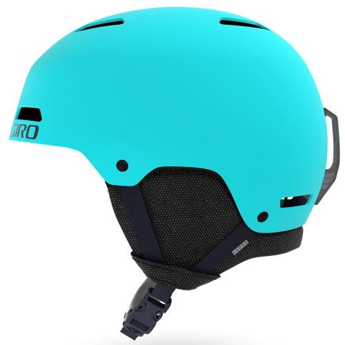 Шлем для сноуборда и лыж Giro Ledge Matte Glacier 18/19