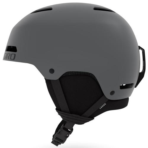 Шлем для сноуборда и лыж Giro Ledge Matte Titanium 18/19