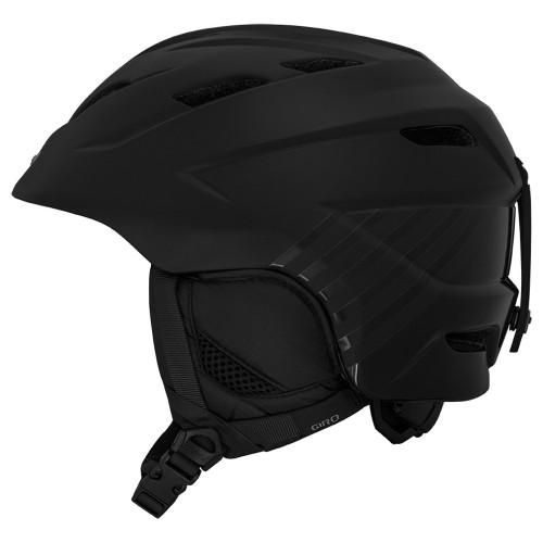 Шлем для сноуборда и лыж Giro Nine.10 Matte Black Zoom 18/19