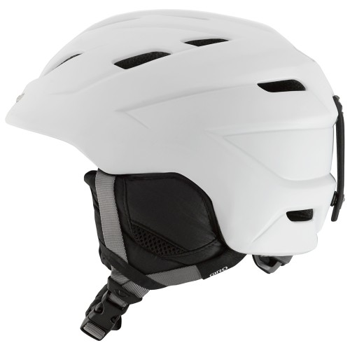 Шлем для сноуборда и лыж Giro Nine.10 Matte White