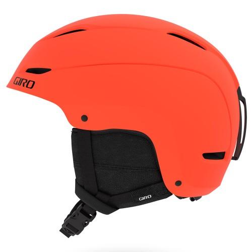 Шлем для сноуборда и лыж Giro Ratio Matte Vermillion 18/19