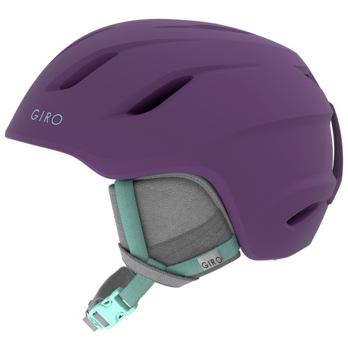 Шлем для сноуборда и лыж Giro Era Matte Dusty Purple 18/19