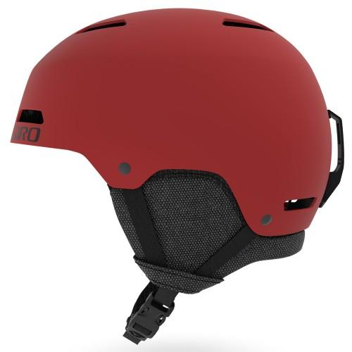 Шлем для сноуборда и лыж Giro Ledge Matte Dark Red 18/19