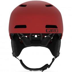 Giro Ledge Matte Dark Red